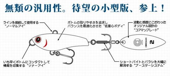 コアマン PB-20パワーブレード